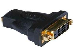 102081 HDMI Female to DVI-D Single Link Female Adapter
