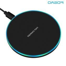 FDGAO 10W Fast Wireless <font><b>Charger</b></font> For Sams