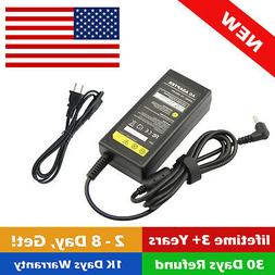 12 Volt 5 Amp  DC AC Adapter Charger Power Supply LCD Monito