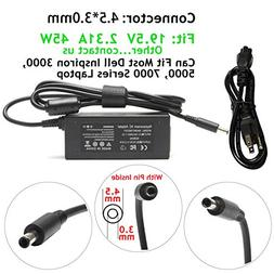 45W 19.5V 2.31A AC Adapter Laptop Charger Replacement For De