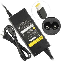 20V 4.5A 90W AC Adapter For Lenovo ThinkPad Laptop Charger P