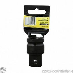 """3/4"""" TO 1 INCH DR DRIVE BLACK IMPACT SOCKET ADAPTER REDUCER"""