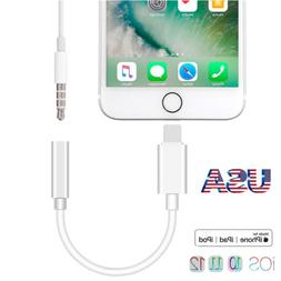 3.5mm Earphone Headphone Earbud Jack Aux Adapter Cable For A