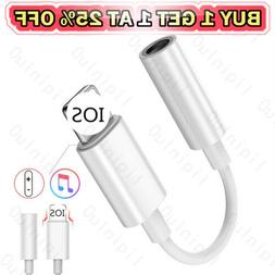 3.5mm Jack Audio Cable Adapter for iPhone 11 X max8 7 Plus E