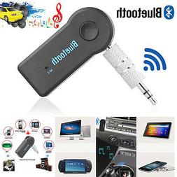 Wireless Bluetooth Receiver 3.5mm USB For Aux Stereo Audio M