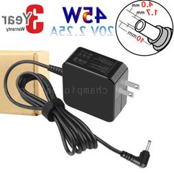 45W For Lenovo Charger Ideapad 100s Input 20V 2.25A AC Adapt