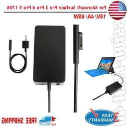 65W AC Charger Power Adapter For Microsoft Surface Pro 3 Pro