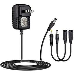 6V 1A AC Adapter Power Cord For Trash Can Arm Blood Pressure