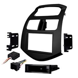Metra 99-3309B-LC Single/Double DIN Stereo Installation Dash