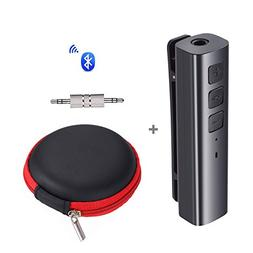 AROUSE Bluetooth Receiver 4.1 Wireless Audio Receiver Headph