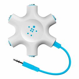 Belkin RockStar 5-Jack Multi Headphone Audio Splitter