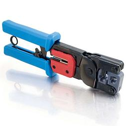 C2G/Cables to Go 19579 RJ11/RJ45 Crimping Tool with Cable St