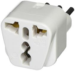 Ckitze Italy Universal to Italian Travel Power Plug Adapter