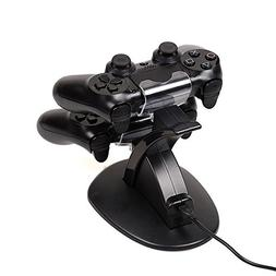 Dual Charging Station Charger for PS4/PS3/PS2 Controller