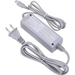 EtryBest Wii U Wall Power AC Charger Adapter for Nintendo Wi