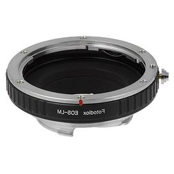 Fotodiox Lens Mount Adapter, Canon EOS Lens to Leica M-Serie
