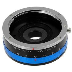 Fotodiox Pro Lens Mount Adapter Compatible with Canon EOS EF