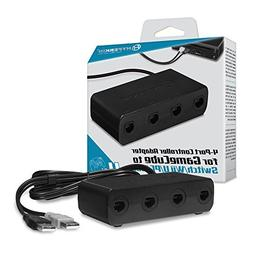 Hyperkin 4-Port Controller Adapter for GameCube to Switch/ W
