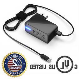PWR+® 6.5 Ft Fastest 5V 3.5A AC Adapter Wall Charger Micro-
