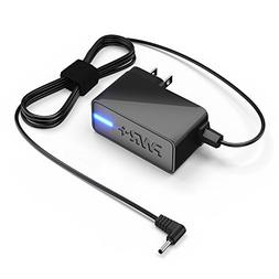 Pwr+ Extra Long 6.5 Ft AC Adapter Rapid Charger for Philips