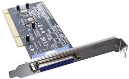 SIIG DP 1-Port ECP/EPP Parallel PCI Adapter
