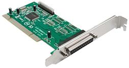Syba 2 Port Parallel PCI 2.1 32 bit – SPP EPP ECP - Dual D