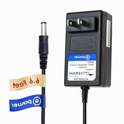 T POWER 6.6 Feet Long Ac Adapter Charger Compatible with Boo