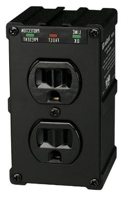 Tripp Lite Isobar 2 Outlet Surge Protector Power Strip, Dire