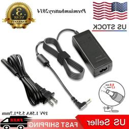 AC Adapter Charger Power Supply Cord for Acer Aspire One ZG5
