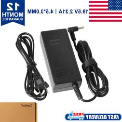 AC Adapter Notebook Charger for HP 19.5V 2.31A Laptop Power
