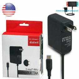 AC Power Adapter Supply Wall & Travel Charger for Nintendo S