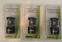 ARISTA  ADAPTERS FOR WORLDWIDE ELECTRICAL OUTLETS -