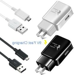 Adaptive Fast Charge Wall Adapter Rapid Cord + Micro USB Cab