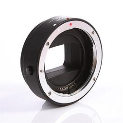 Fotga Auto Focus Lens Mount Adapter for Canon EOS EF EF-S Mo