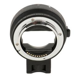 Auto-Focus Mount Adapter EF-NEX for Canon EF Lens to Sony E-
