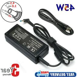45W for HP Laptop Charger AC Adapter 854054-001 741727-001 7