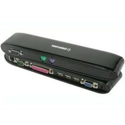 C2G/Cables to Go 28652 USB 2.0 Laptop Docking Station with V