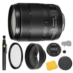 Canon EF-S 18-135mm f/3.5-5.6 IS Nano USM Lens + UV Filter +