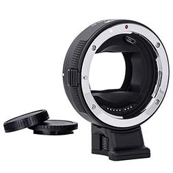 Commlite Canon EF/EF-S Lens to Sony E-Mount Cameras High-Spe
