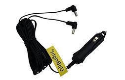 UpBright Car DC Adapter for Philips Dual Screen Twin Screens