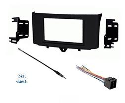 Premium ASC Car Stereo Install Dash Kit, Wire Harness, and A