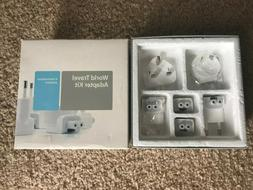 Clearance New Apple World Travel Adapter Kit
