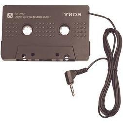 New High Quality Sony CPA9C Cassette Adapter for iPod and iP