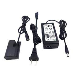 ACK-E6 AC Power Adapter DR-E6 DC Coupler Charger Kit  for Ca