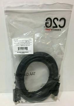 C2G 54327 DisplayPort to HDMI Adapter Cable M/M, TAA Complia