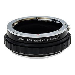 Fotodiox DLX Stretch Lens Mount Adapter - Canon EOS  D/SLR L