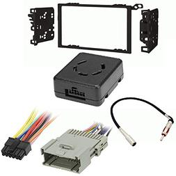 Metra 95-2009 Double DIN Installation Multi-Kit for 95-08 GM