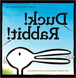 Duck! Rabbit!: (Bunny Books, Read Aloud Family Books by Amy
