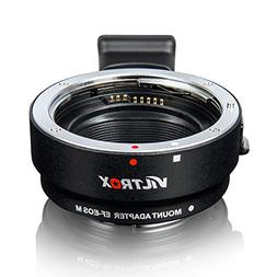 Viltrox EF-EOS M Electronic AF Auto Focus Lens Mount Adapter