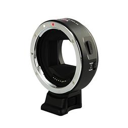 VILTROX EF-NEX IV High Speed Auto Focus Lens Mount Adapter R
